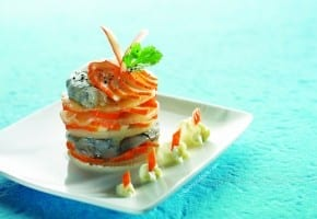 Laurent-rodriguez com - ravioles navets surimi