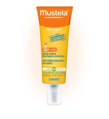 Mustela-solaire-spray-santecool