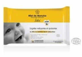 lingettes-miel-bébé-santecool