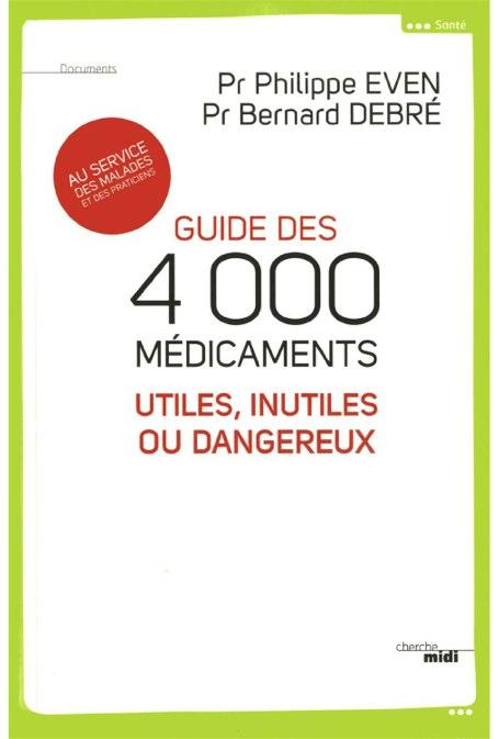 livre-Guide-des-4000-médicaments-utiles-inutiles-ou-dangereux-santecool