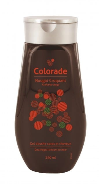 Gel douche chocolat_nougat-colorade-santecool