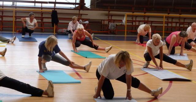 La gymnastique volontaire un sport complet et diversifié
