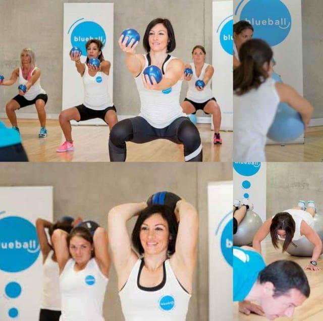 BlueBall l'activité physique pour être bien dans son corps et dans sa tête!