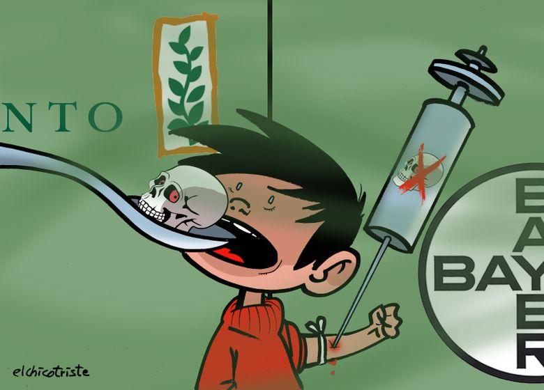 Monsanto : et si les légumes étaient devenus une arme?