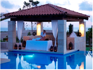 L'Anazoe Spa élu Meilleur Hôtel Spa