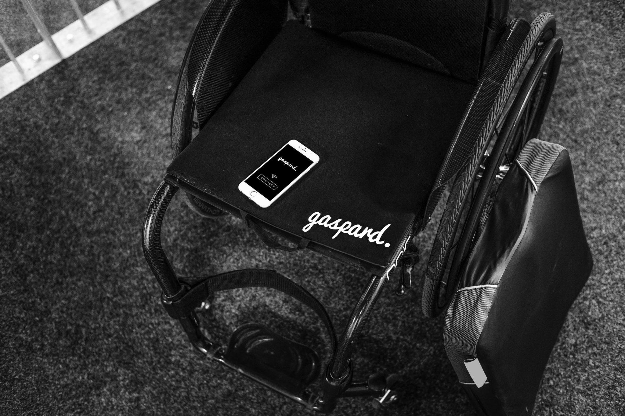 GASPARD, le tapis connecté intelligent dédié aux personnes en fauteuils roulants
