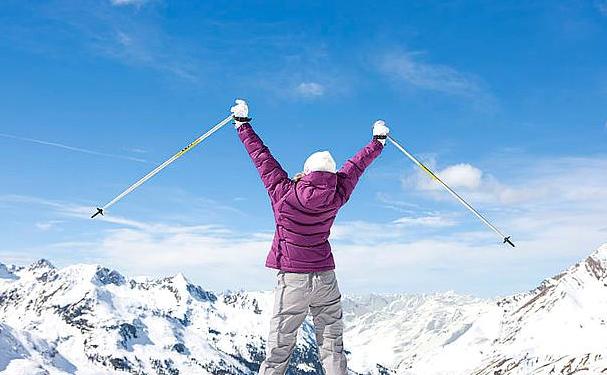 L'étiopathie, votre allié forme durant les sports d'hiver