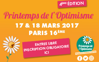 Printemps de l'optimisme, Incubateur d'énergies positives !