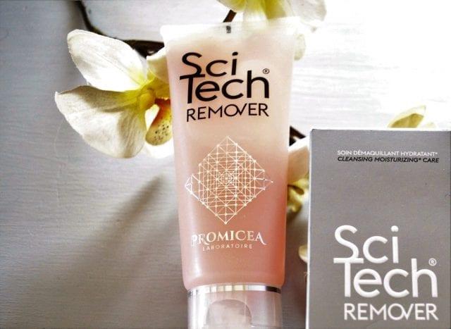 SciTech Remover, Le soin démaquillant