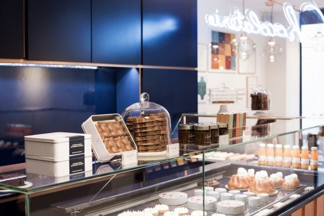 Le Pop-Up La Chocolaterie Cyril Lignac