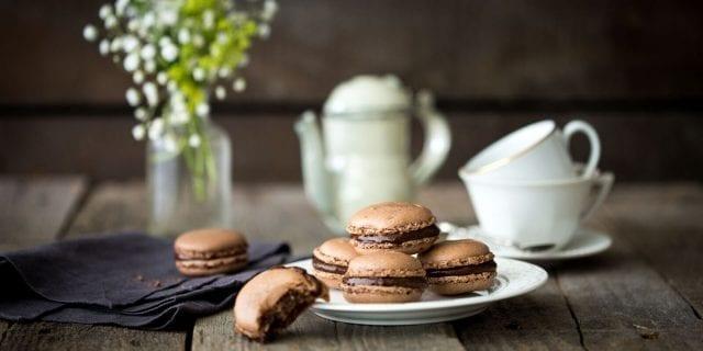 Macarons-à-la-mousse-au-chocolat-santecool