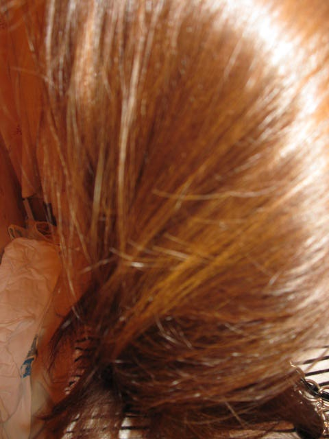 Teinture pour cheveux sans danger