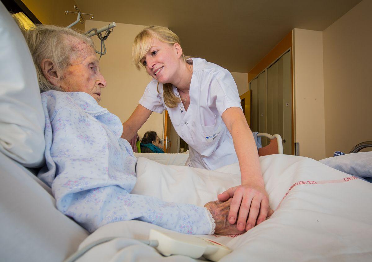 Limiter la perte d'autonomie des personnes âgées hospitalisées