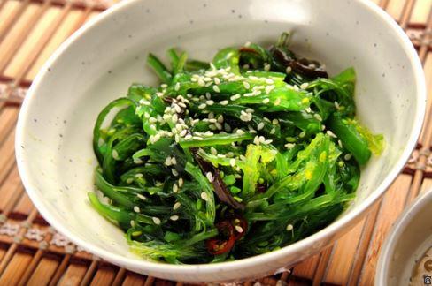 Les algues, ingrédients essentiels du bien manger