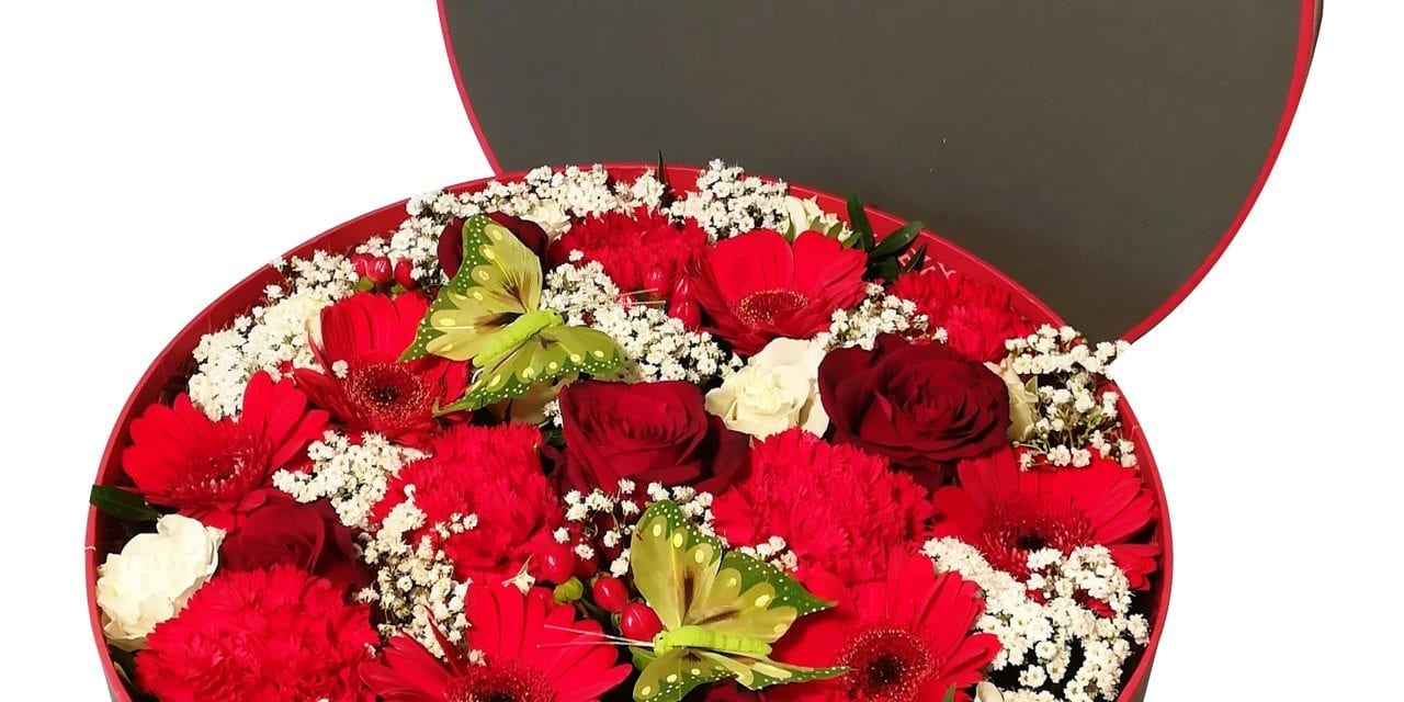 3 superbes boites florales à gagner