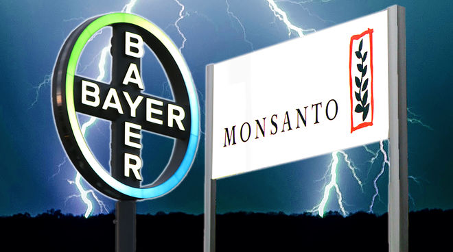 Fusion Bayer-Monsanto : en plus du poison, Bayer nous vendra les antidotes