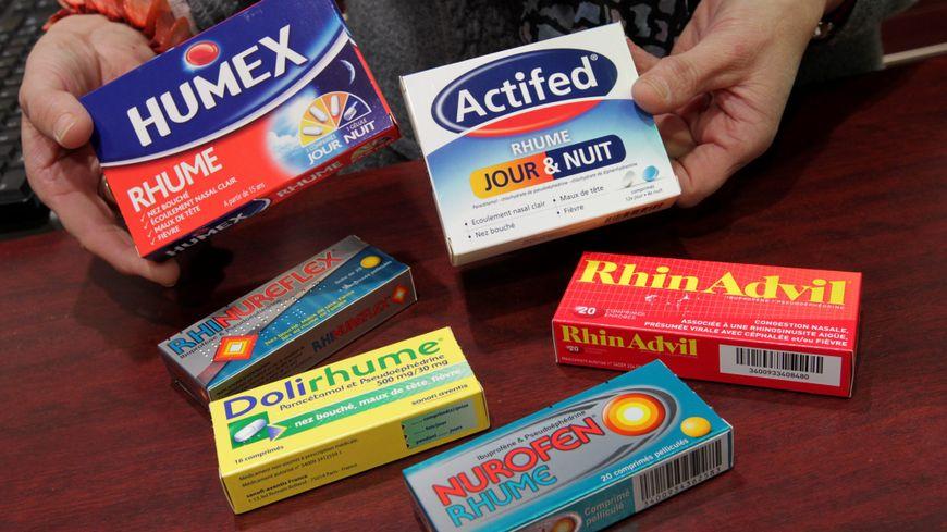 Les médicaments contre le rhume ne devraient pas être en vente libre