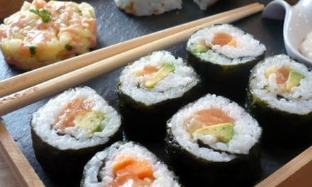 Makis couscous sarrasin