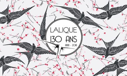 LES 130 ANS DE LA MAISON LALIQUE