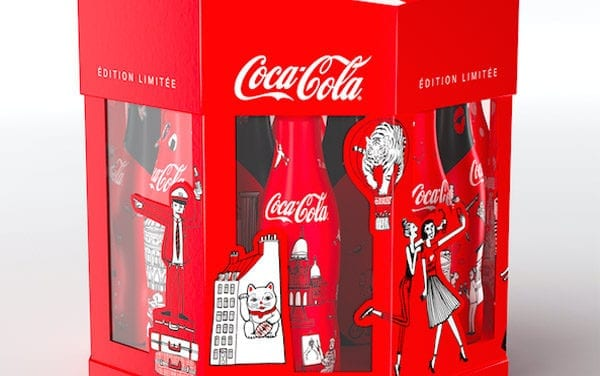 Coca-Cola, coffrets collector à partir du 8 juin