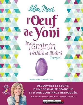 L'œuf de Yoni, le féminin révélé et libéré-Lilou6mce