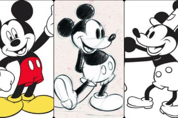 Mickey a 90 ans!
