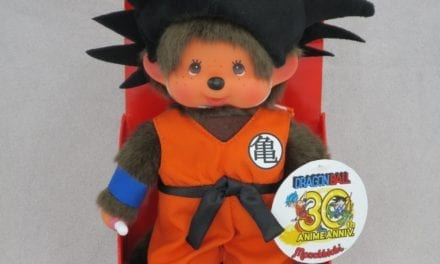 Dragon Ball fête ses 30 ans avec une collection exclusive Monchhichi