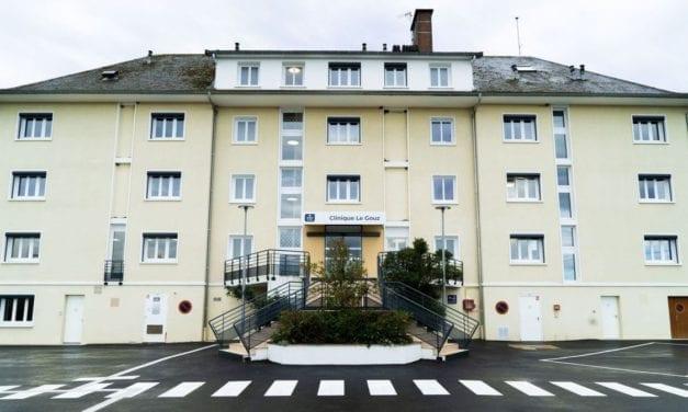 Ouverture de la Clinique Le Gouz, 1er établissement dédié à la prise en charge psychiatrique des professionnels de santé