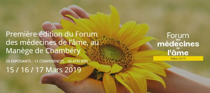 Premier Forum des médecines de l'âme