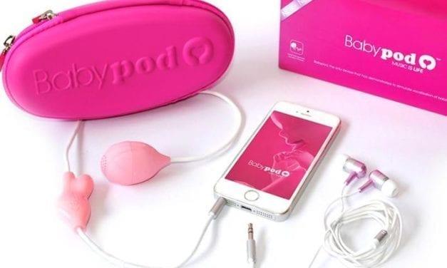 Le Babypod, faire écouter de la musique au fœtus