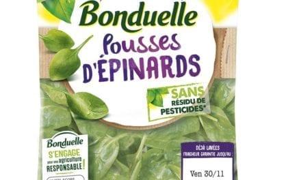Bonduelle s'engage et dévoile sa 1ère offre sans résidu de pesticides