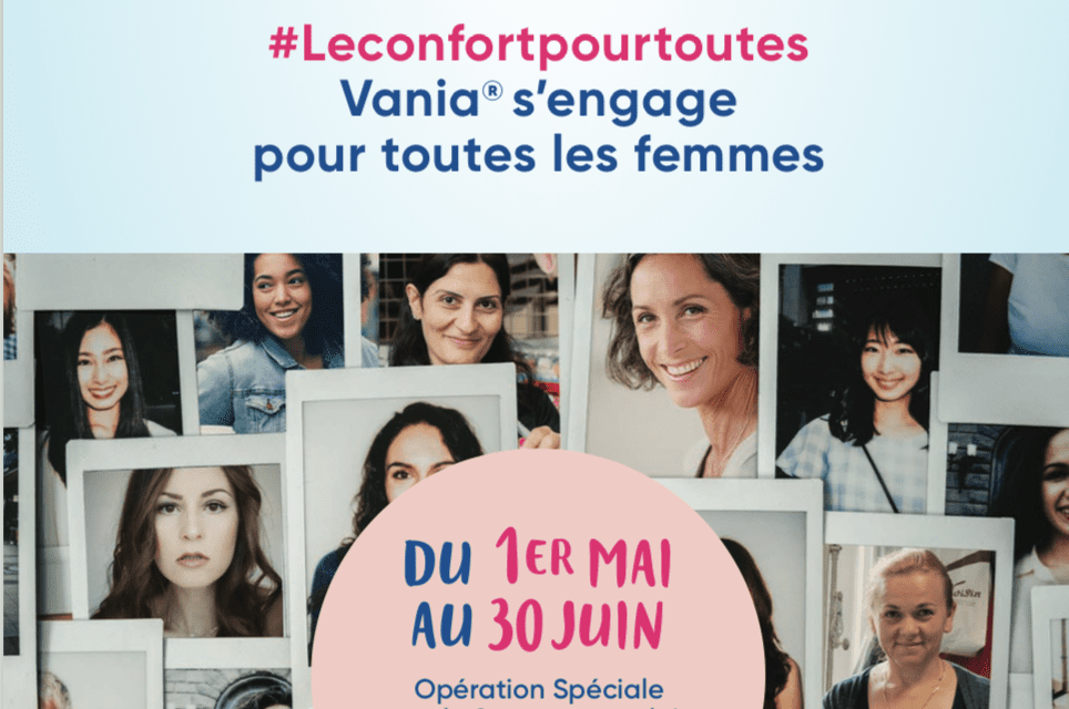 Vania et Le Secours Populaire luttent contre la précarité menstruelle