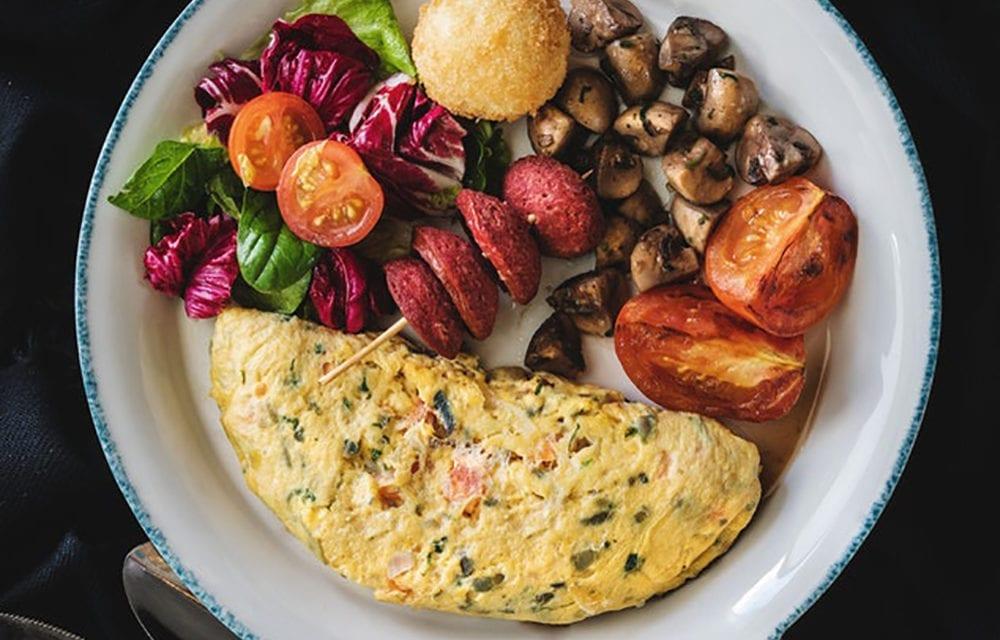 Recette de l'omelette magique