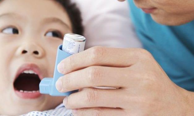 L'asthmatique et ses proches