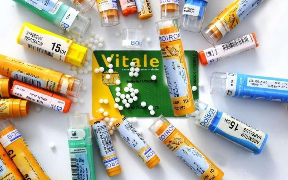 Les médicaments homéopathiques ne seront plus remboursés
