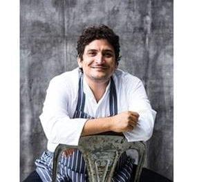 Mauro Colagreco, chef du meilleur restaurant du Monde