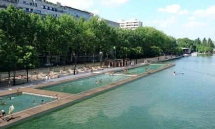 4 sites de baignade gratuits à Paris