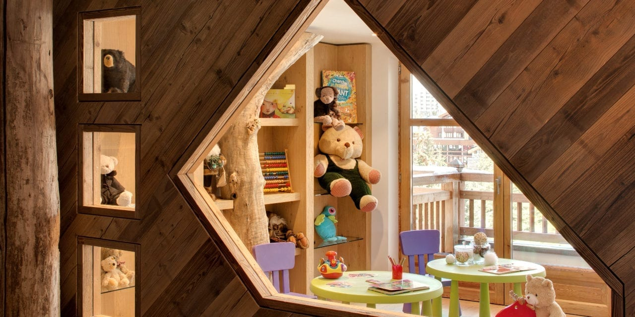 Relais & Châteaux : 8 Maisons «kids friendly»