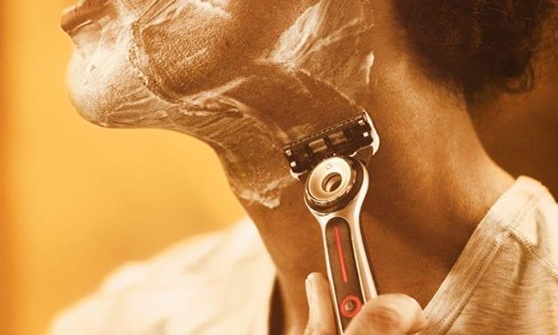 Gillette lance le premier Rasoir Chauffant en France