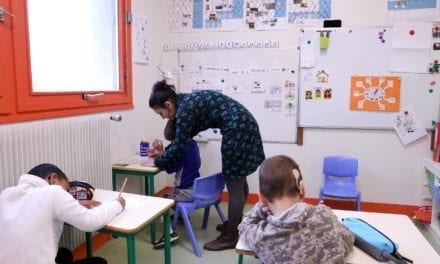 Quelle place pour les enfants déficients visuels à l'école?