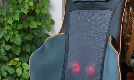 Vous avez mal au dos ? Pensez au siège massant !