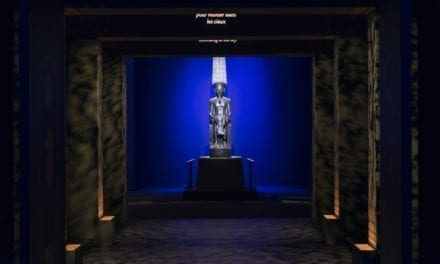 Toutânkhamon, le Trésor du Pharaon : exposition la plus visitée
