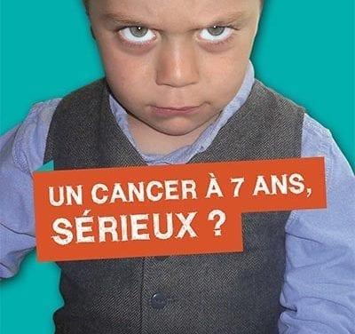 Septembre en or, le mois dédié au cancer de l'enfant