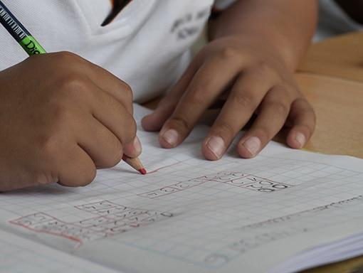 Lettre de remerciements d'une enseignante à son élève autiste