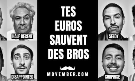 Movember fait son come back !