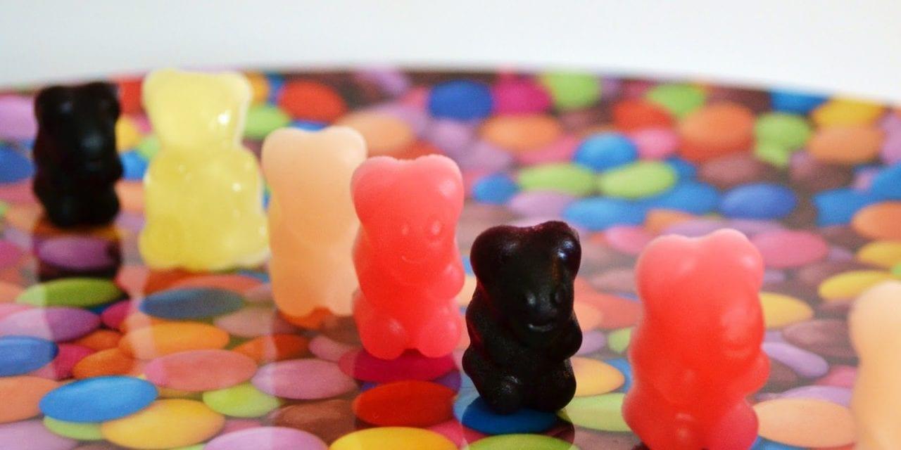 Des bonbons sans gluten ni lactose