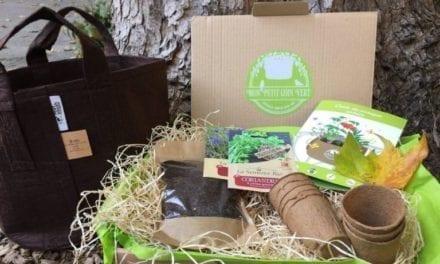 2 box de jardinage à gagner
