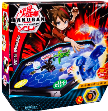 Battle Pack Bakugan