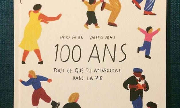 100 ANS, le livre sensation