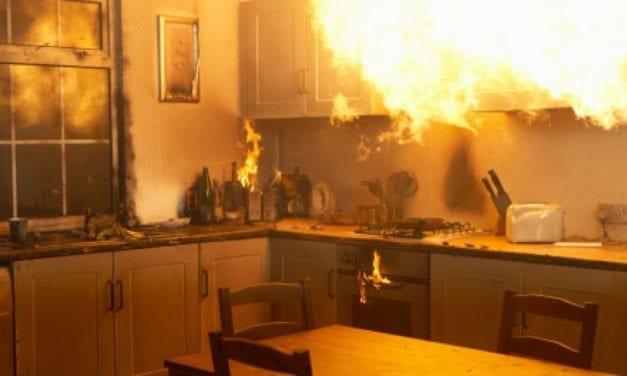 Incendie domestique soyez vigilant!